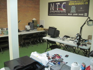 Tech Club hackerspace