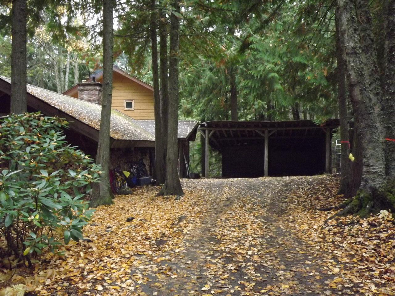 Garage: before
